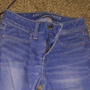 AMERICAN EAGLE JEANS!!!!! SIZE 0!